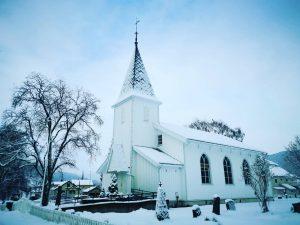 Orkanger kirke 2021 2
