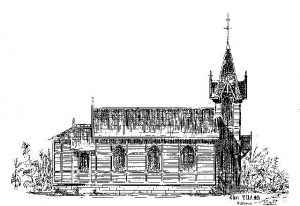 Orkanger kirke tegninger
