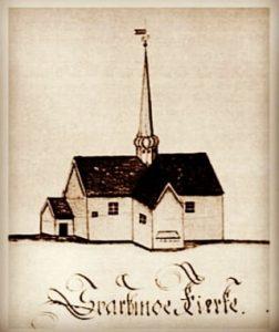 Verskirka på Svorkmo bruk dette tilskåret